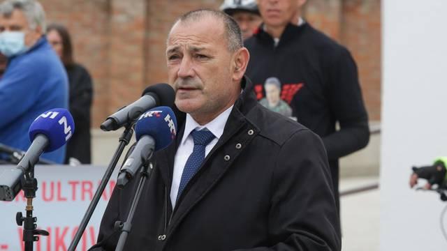 Vukovar: Na Trpinjskoj cesti obilježena je 29. obljetnica pogibije  generala - bojnika Blage Zadre