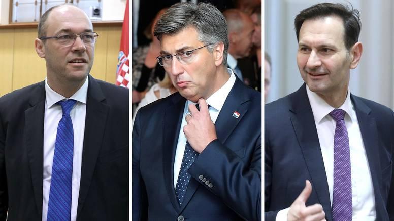 Nervozni premijer Plenković sve češće počinje gubiti živce