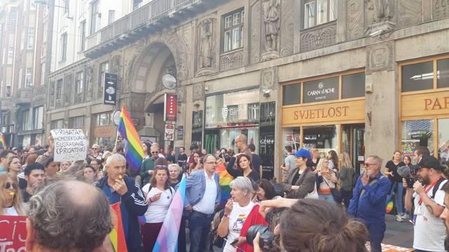 'Gay pride' u Sarajevu: 'Želimo reći da postojimo, jednaki smo'