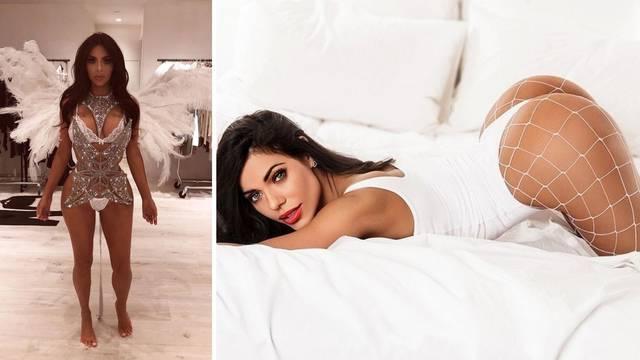 Bujna Suzy skinula se gola u čast Kardashianke: Sretno ti!