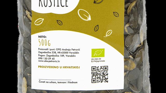 Provjerite jeste li kupili ovaj proizvod: S tržišta se povlače koštice buče jer sadrže pesticide