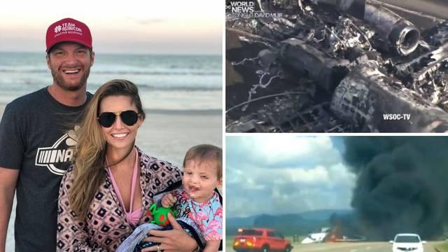 Kakva sreća! Legendarni vozač je s obitelji preživio pad aviona