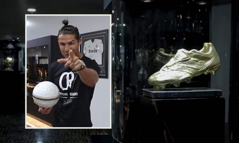 Ronaldo otvorio vlastiti muzej, ima više Liga prvaka od Barce