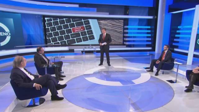 'Plenković se treba baviti redom u cijepljenju, a ne kafićem'