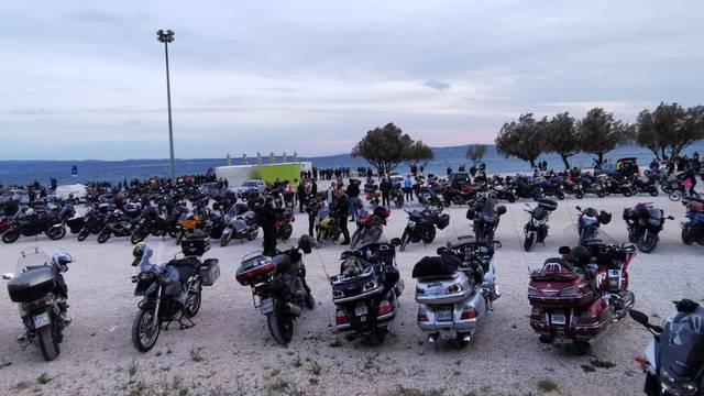 Stotine, ma tisuće bajkera se uparkiralo u Split i poručilo: Pazite na ljudski život!