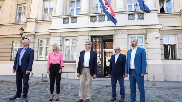 Zagreb: Demokrati i Laburisti o izvanrednom stanju u Hrvatskoj