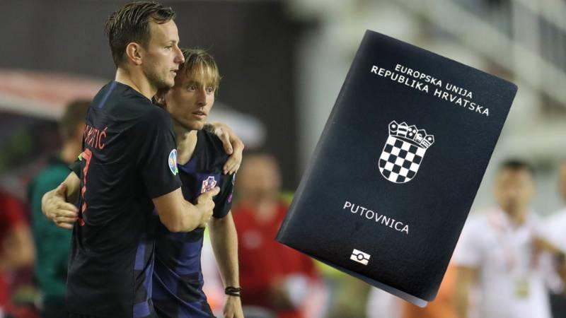 'Modrić? Nije bitno što mu piše u putovnici, on igra vrhunski...'
