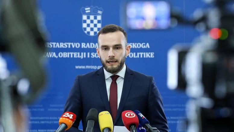 Aladrović: 'Novim usklađenjem mirovine rastu za 2,5 posto'