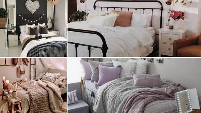 10 ideja za spavaću sobu koja izgleda kao da je iz magazina