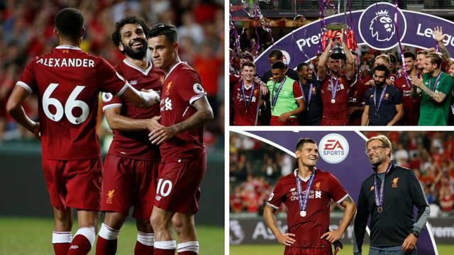 Sjajni Salah opet zabio! 'Redsi' uzeli prvi trofej pod Kloppom