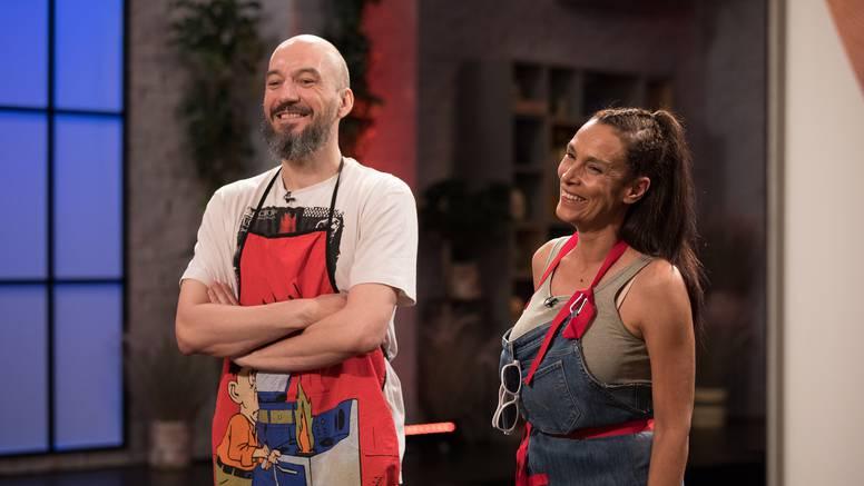 Počela je nova sezona kuhanja: Ivana Banfić i Velimir Grgić s azijskim jelom izborili prolazak