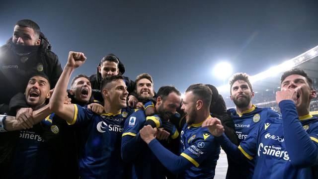 Serie A - Hellas Verona v Juventus