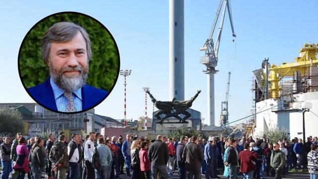 Htio je spasiti Uljanik: 'Sada se dvoumim, dugovi su ogromni...'