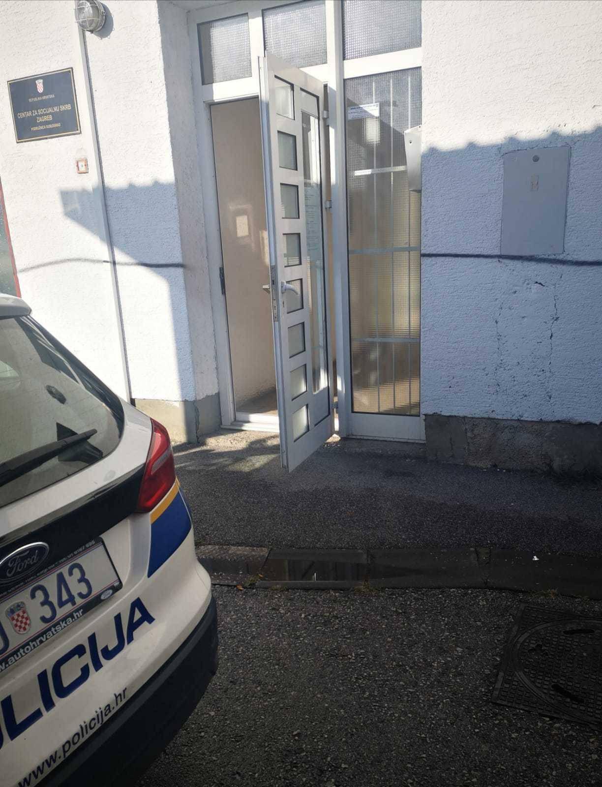 Provalili u Centar za socijalnu skrb u Zagrebu tražeći novac