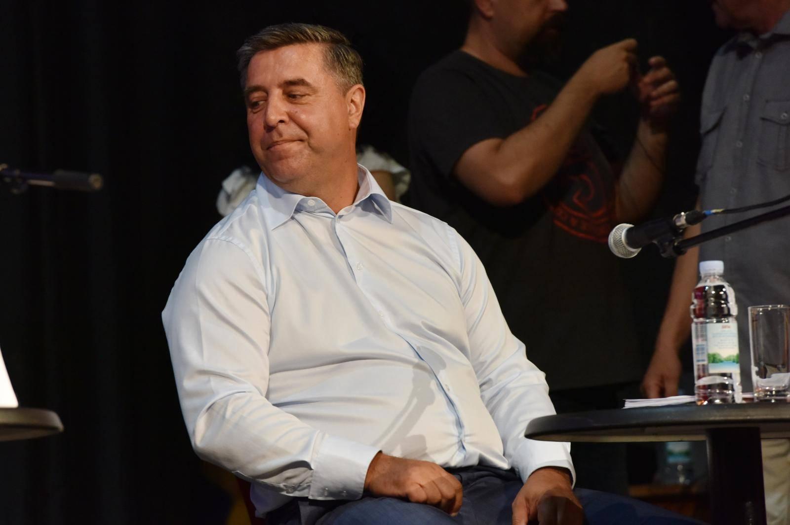 Šibenik: Sučeljavanje kandidata u 9. izbornoj jedinici