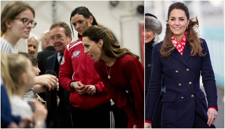 Curica prigovorila Kate: 'Mislila sam da ću upoznati Pepeljugu'