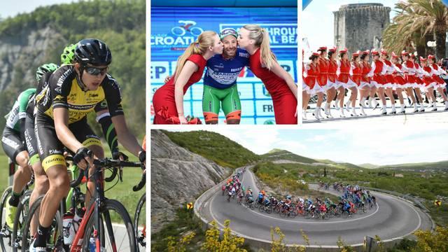 Kreće 'Tour of Croatia': Bicikli koji jure na gorivo od 32 krafne