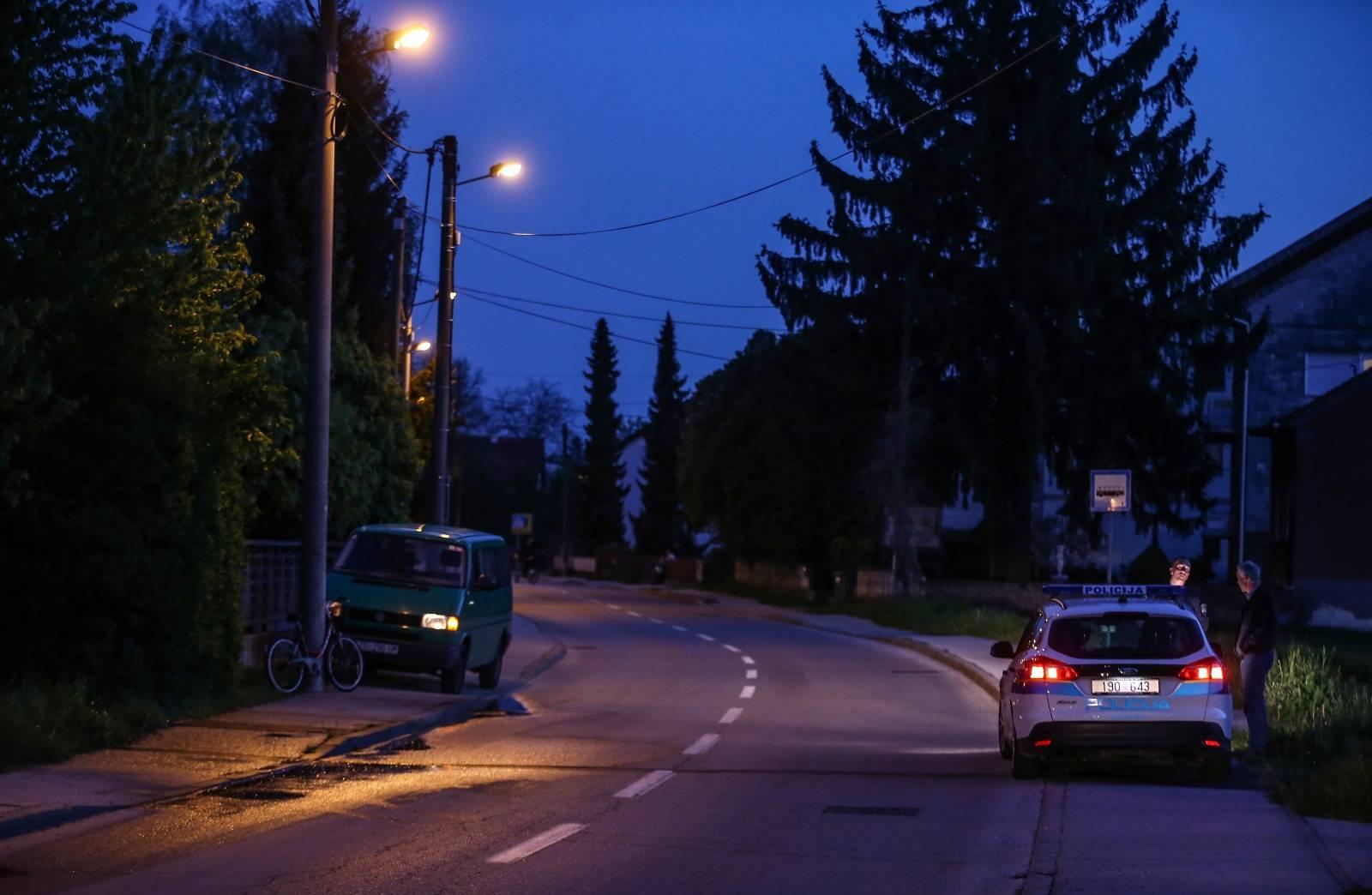 Zagreb: Biciklist ozlijeđen u padu s bicikla