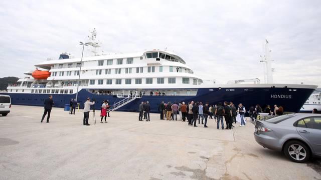 Split: Svečanost isporuke polarnog kruzera Hondius nizozemskoj tvrtci Oceanwide Expeditions