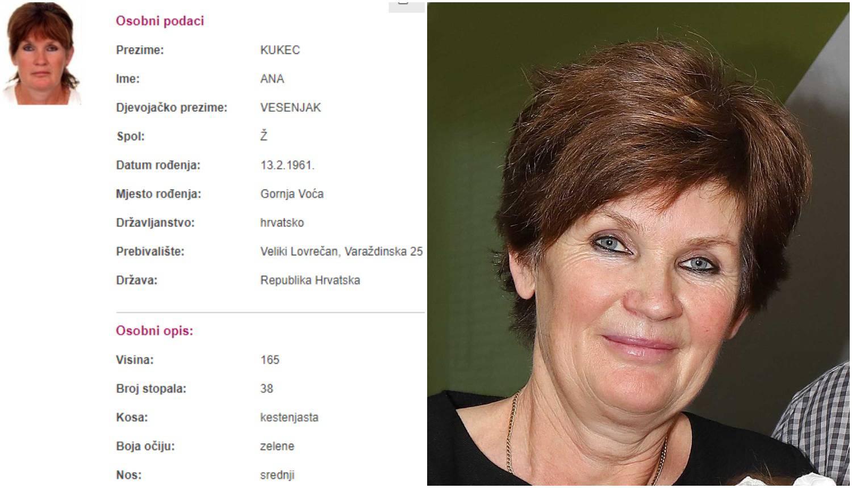 Jeste li ju vidjeli? Ana (58) otišla je od kuće i nestala...