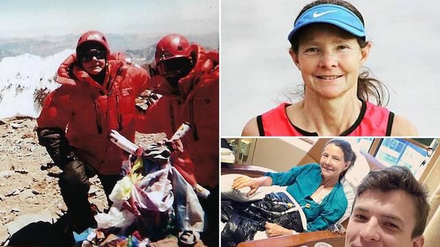 Posljednja avantura: Rak ju nije zaustavio da osvoji vrh planine