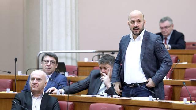 Zagreb: Sabor raspravlja o konačnom prijedlogu zakona o Državnom inspektoratu