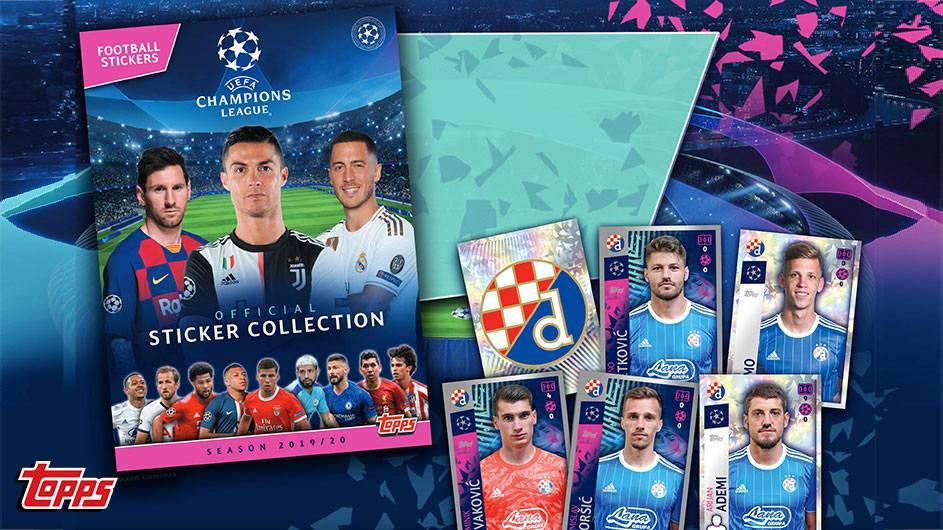 U prodaji novi album sa sličicama UEFA Liga prvaka!