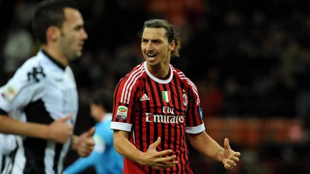 ITA, Serie A, AC Mailand vs AC Siena