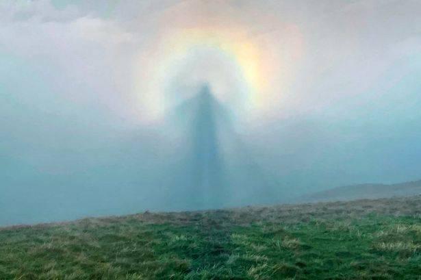 Spekta(r)kularna fotka: S neba sišao 'anđeo', gore mu dosadilo