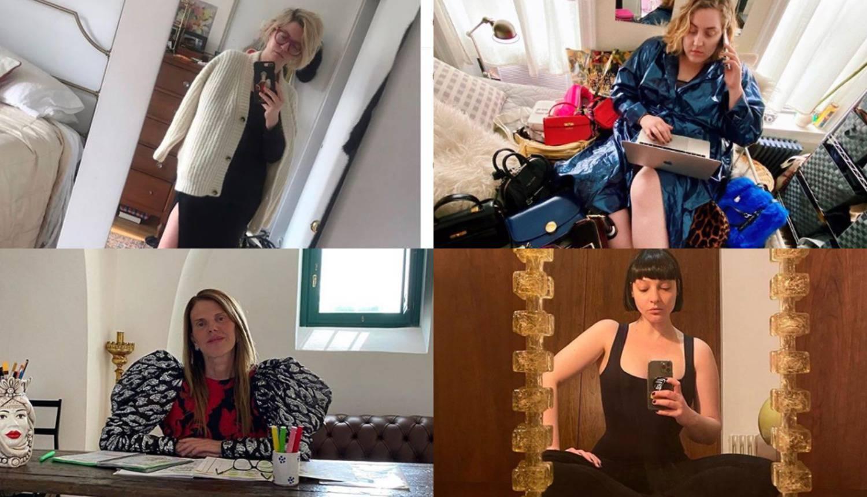 Dijele se fotke na Instagramu: Što vi nosite dok radite doma?
