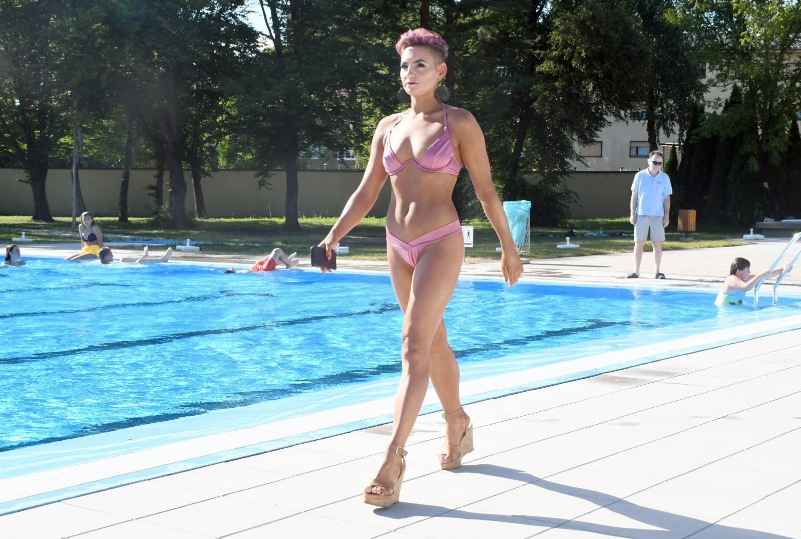 Sisak: Održan izbor za Miss i Mistera bazena
