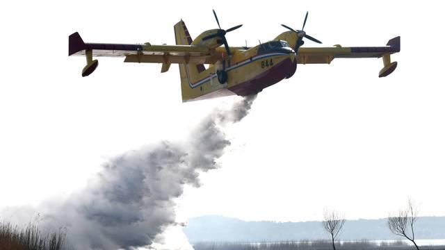 Požar na Vranskom jezeru: Izgorjelo samo 'srce' rezervata