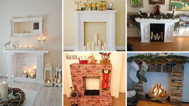 Bez vatre i dimnjaka: Vaš dom može osvijetliti 'lažni' kamin