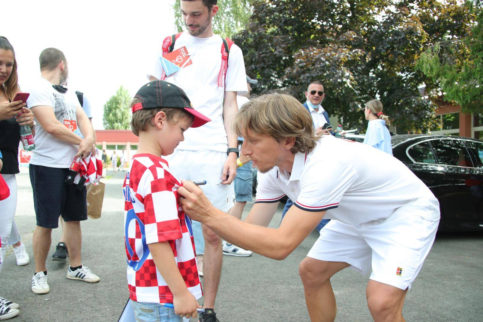 Humanitarno - sportski spektakl Gem Set Hrvatska održan je u Petrinji