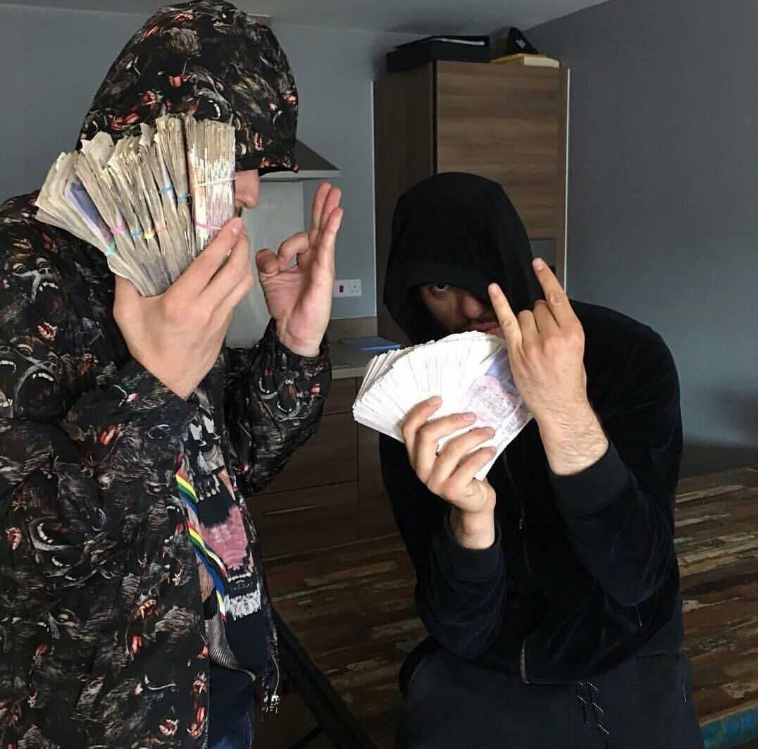 Bahati albanski gangsteri: 'Mi smo bogovi londonskih ulica!'