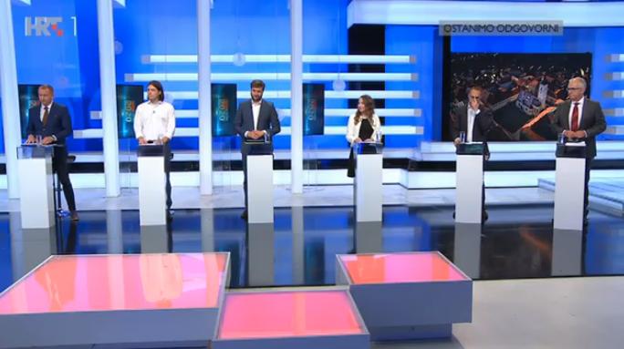 Selak Raspudić optužila Ćorića za seksizam, on joj poručio da razgovara sa suprugom