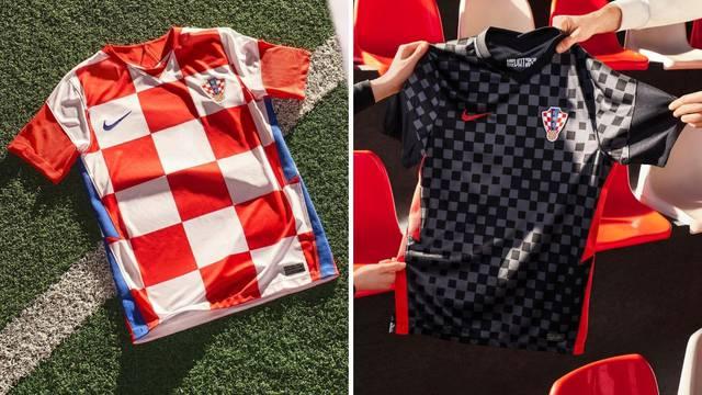 Novi dresovi Hrvatske za Euro! Luka: Pričuvni je baš uzbudljiv