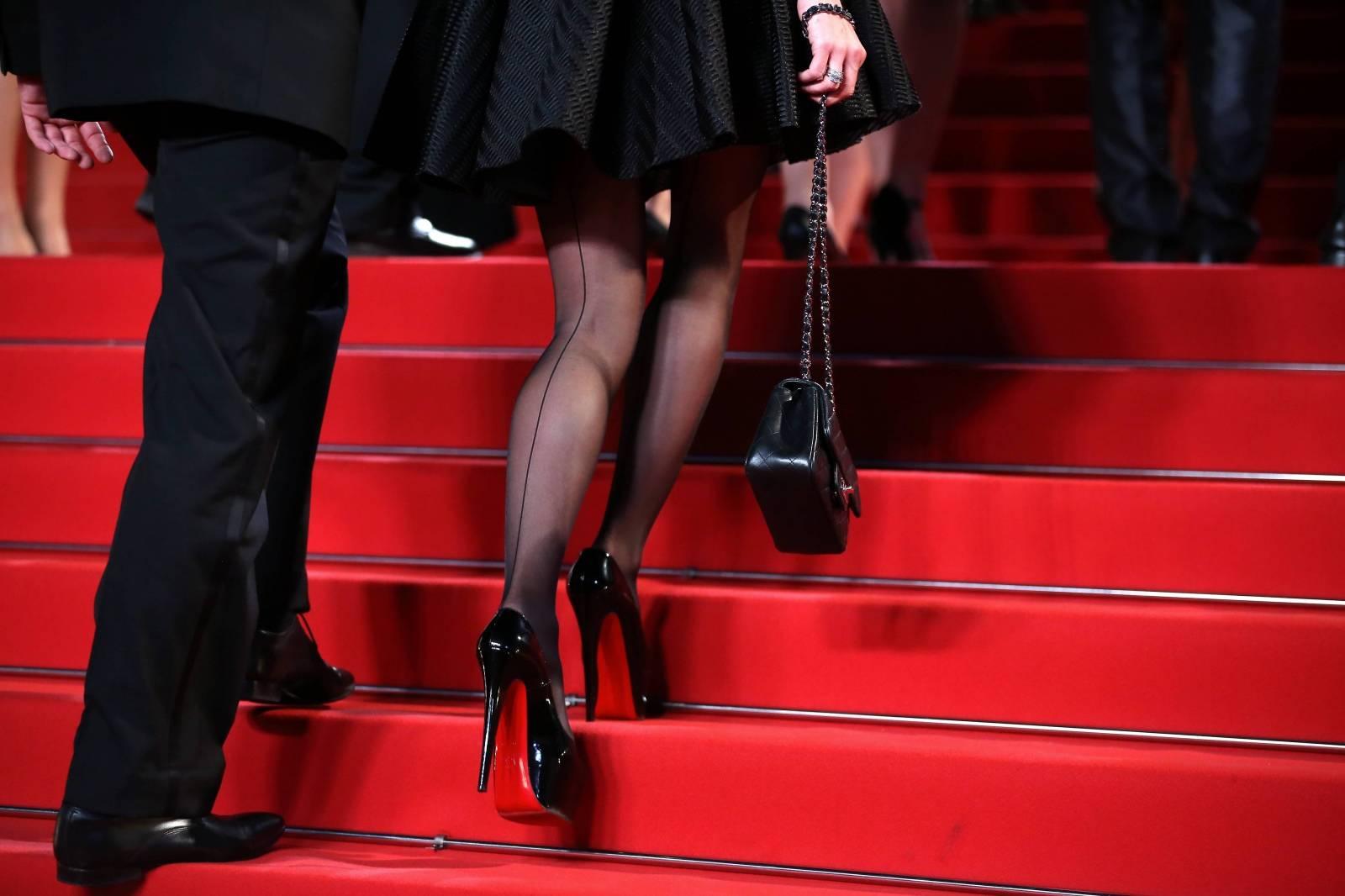 """J - Montée des marches du film """"Louder Than Bombs"""" lors du 68ème Festival International du Film de Cannes"""