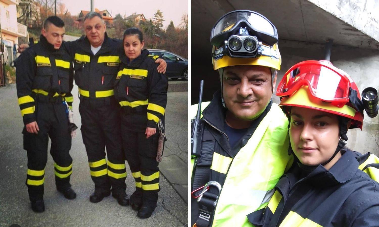 Hvala ti, tata: Davor je umro pred sinom, a njegova će djeca nastaviti stopama vatrogastva