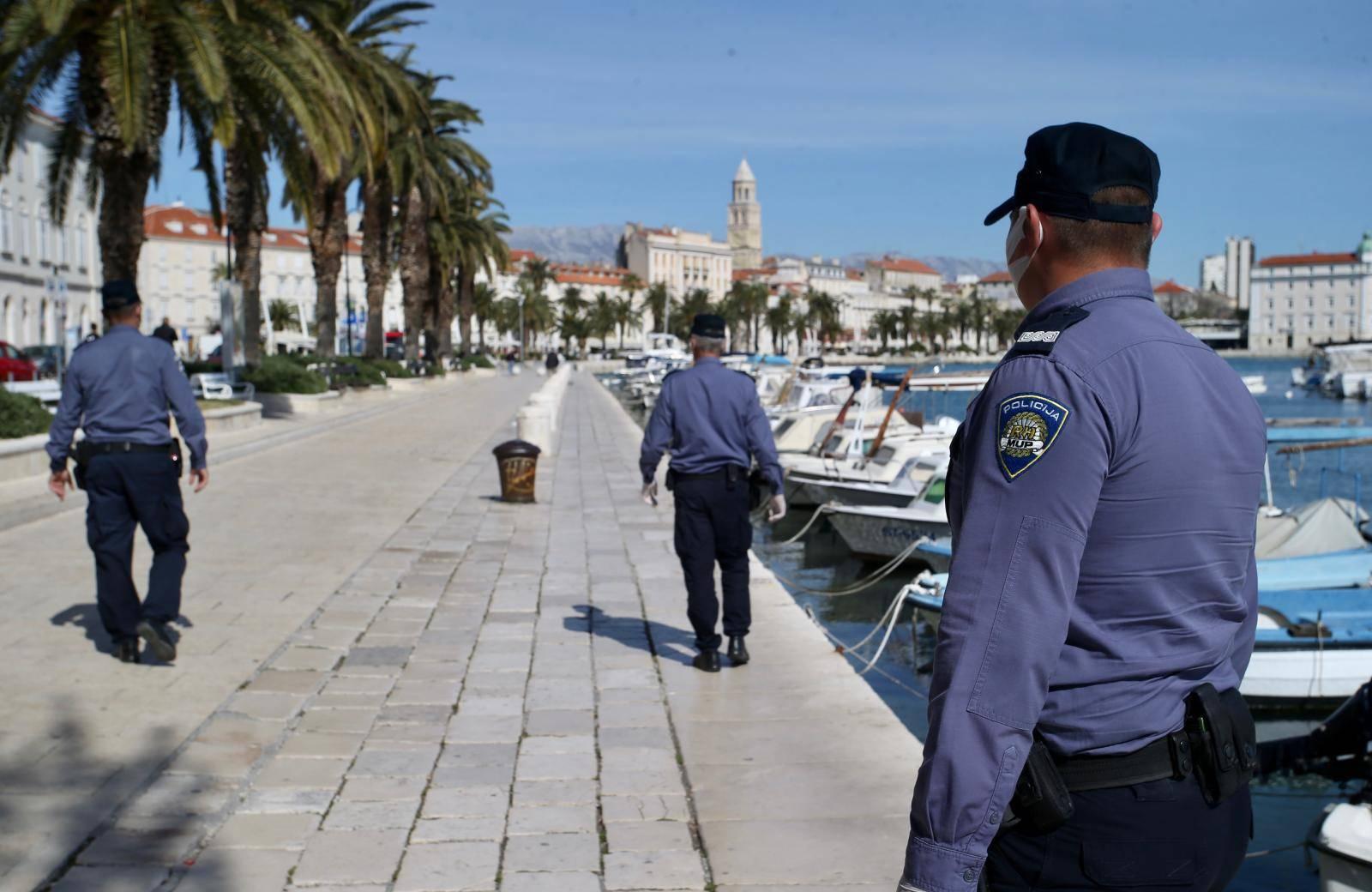 Inspekcija i u Splitu: 'Zatvorili nas zbog dostave ispred lokala'