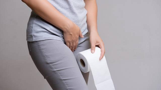 Mnogim ženama će mokraća ponekad slučajno iscuriti ako se previše smiju ili naglo zakašlju
