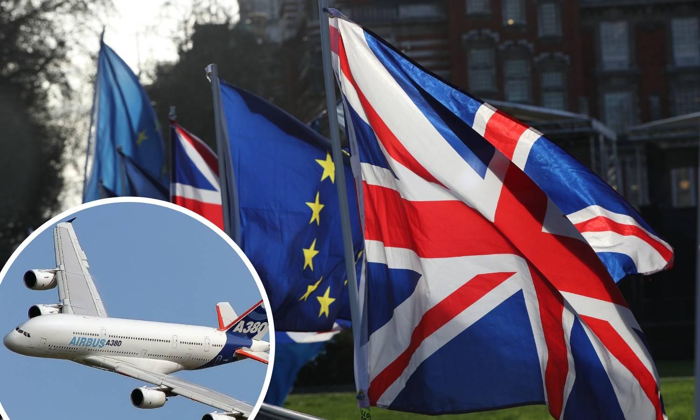 Brexit agonija ide dalje: Airbus prijeti odlaskom iz Britanije