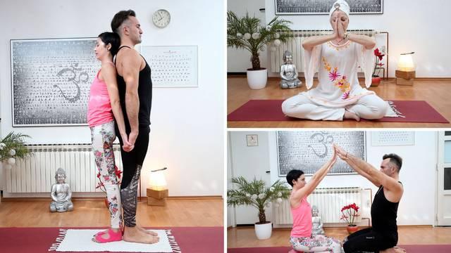 Kundalini joga je za parove i samce: Ujedinite svoje energije
