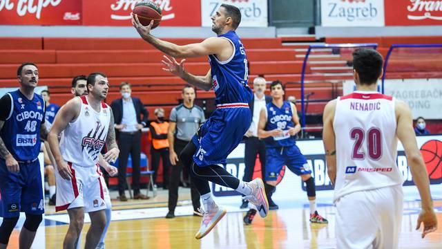 Zagreb: U ABA ligi susreli se Cibona i FMP