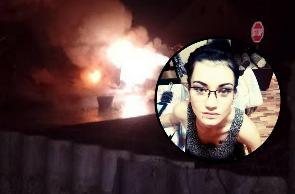 Nije mogla izaći iz plamena: Ana (19) vozila je bez vozačke