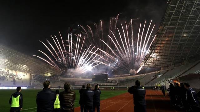 Hajduk je na slavljenički dan pobijedio Belupo na Poljudu