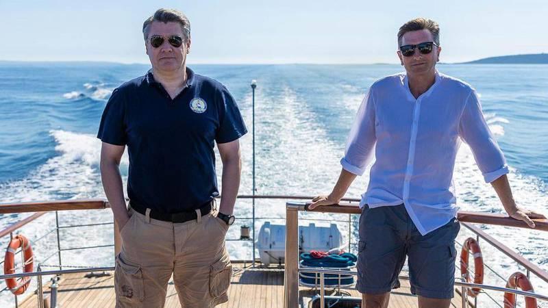 'Milanović nije izbornu nedjelju proveo na brodu s Pahorom, fotografija je stara pola godine'