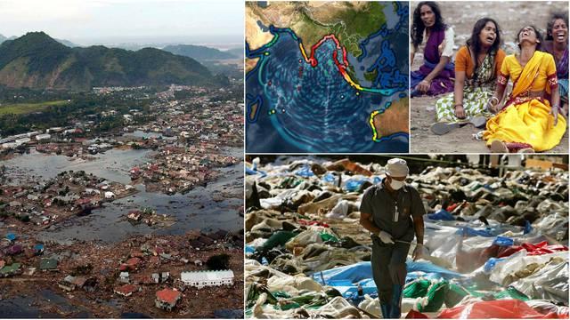 Trenuci katastrofe: Tsunami je prije 15 godina 'pomeo' Aziju!