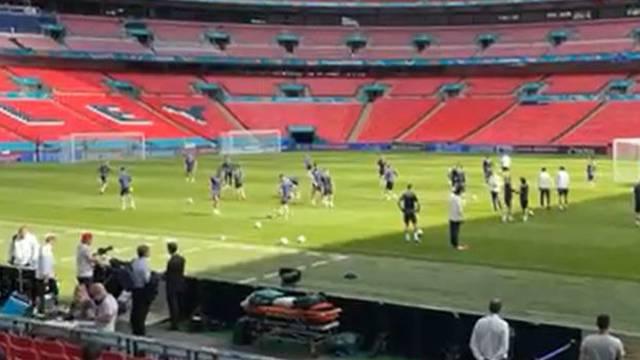 Vatreni odradili zadnji trening: Englezi čuvaju sastav, ali protiv nas igrat će s trojicom u obrani