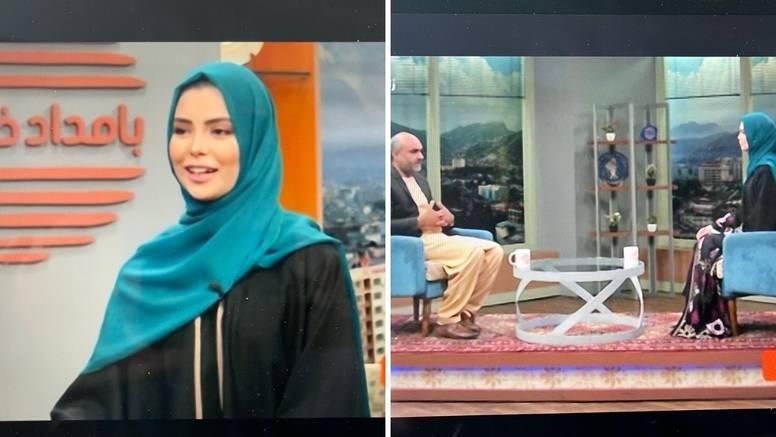 'Dobro jutro, Afganistan' vratio se na televiziji, a vodi ga - žena